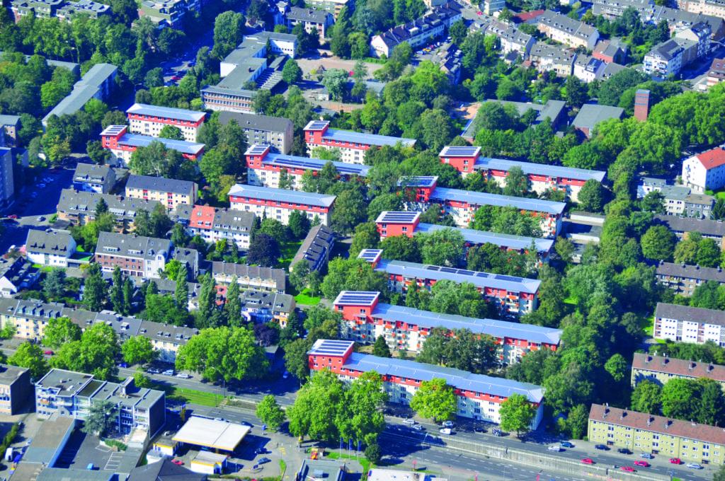 Ford Siedlung in Köln - Bildquelle: ARCHPLAN GmbH