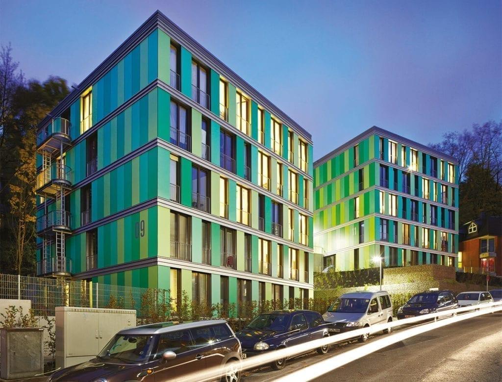 Studentenwohnheim Wuppertal - Bildquelle: Thomas Rhiele