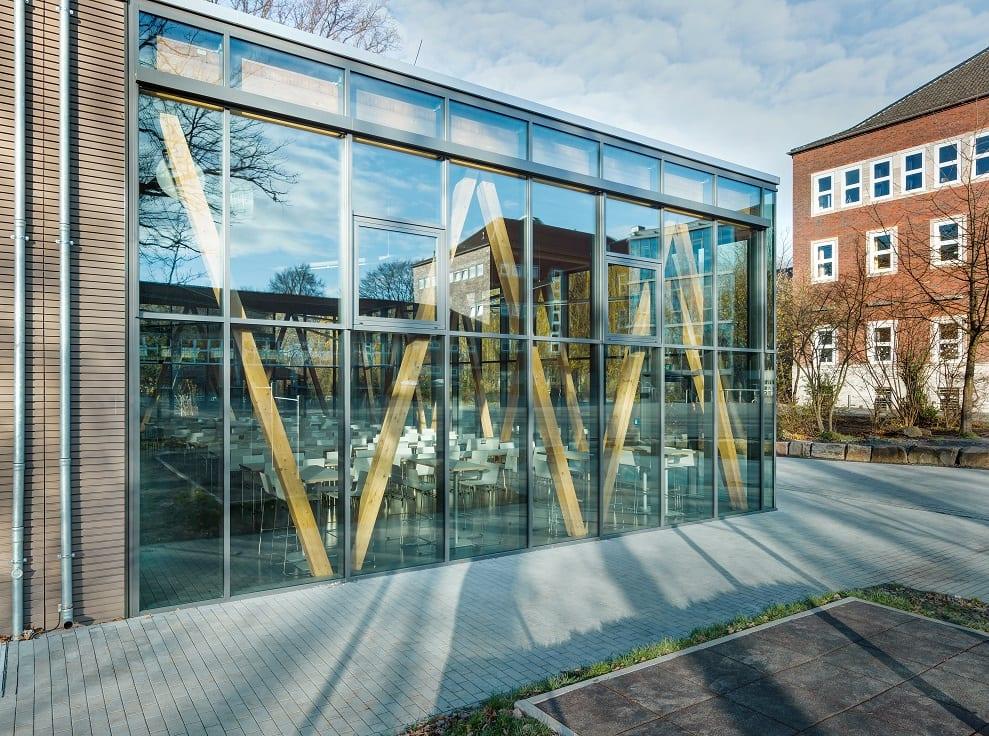 Schillermensa in Bochum - Bildquelle: olaf rohl / banz + riecks