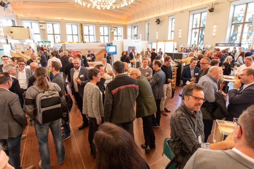 Mit rund 720 Teilnehmern war der 12.EBH-Kongress noch besser besucht als in den vergangenen Jahren.