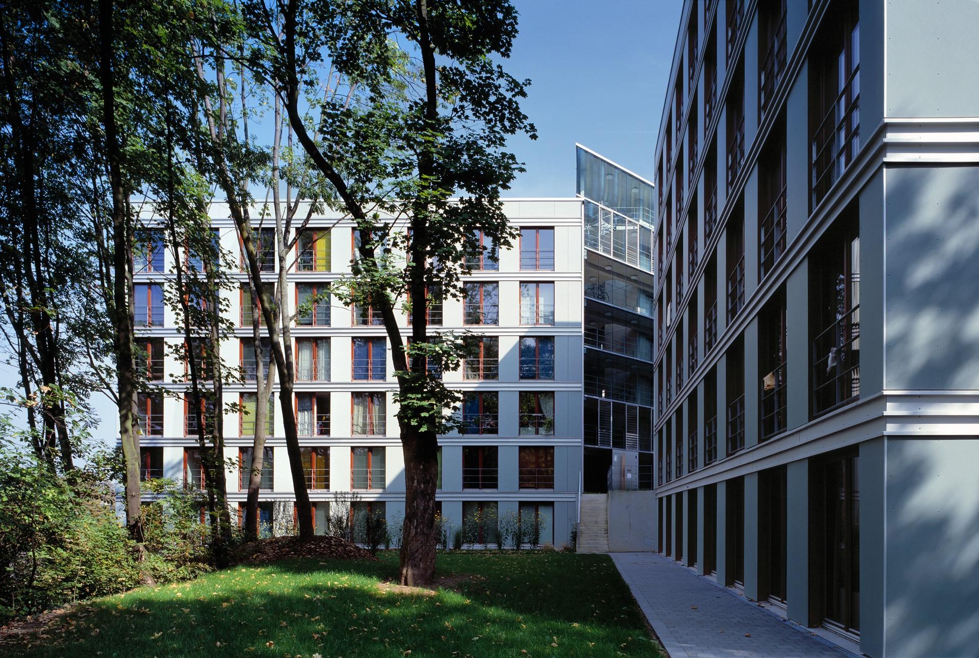 Studentenwohnheim Neue Burse / Bildquelle: Tomas Riehle, Bergisch-Gladbach